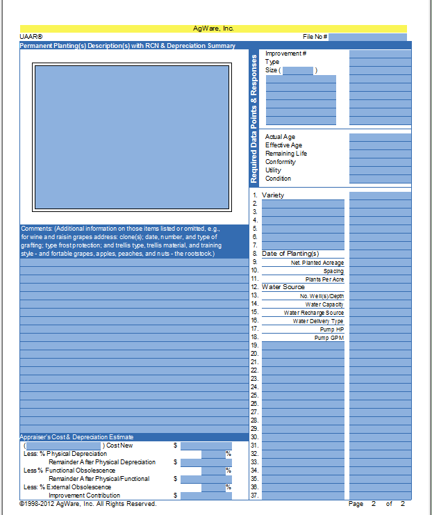 CF-Permanent Planting Template Page 2