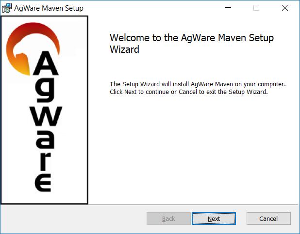 New Server Setup Guide – AgWare UAAR